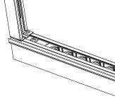 cambalkon fren Statü Optima Cam Balkon Sistemi