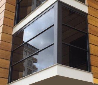 tambalkon giyotin cam balkon sistemleri desktop referansları Albert Genau Cam Balkon (1)
