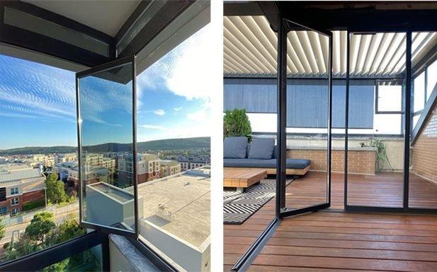 Cam Balkon Isıcamlı Cambalkon Tiara Twinmax Albert Genau cam balkon özellik (5)