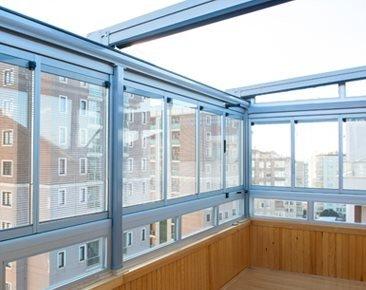 Cam Balkon Isıcamlı Cambalkon Tiara Twinmax Albert Genau cam balkon resim (2)